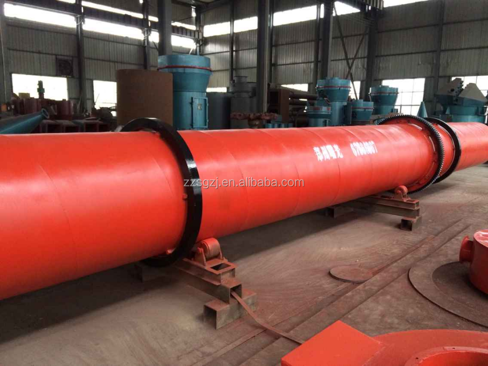Overseas service center available After-sales Service Provided and New Condition high quality drum dryer