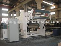 textile calender machine nipco denim fabric finishing