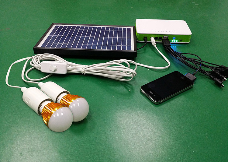 5w 10w 18v high quality system ip65 mini solar system for home nature solar energy