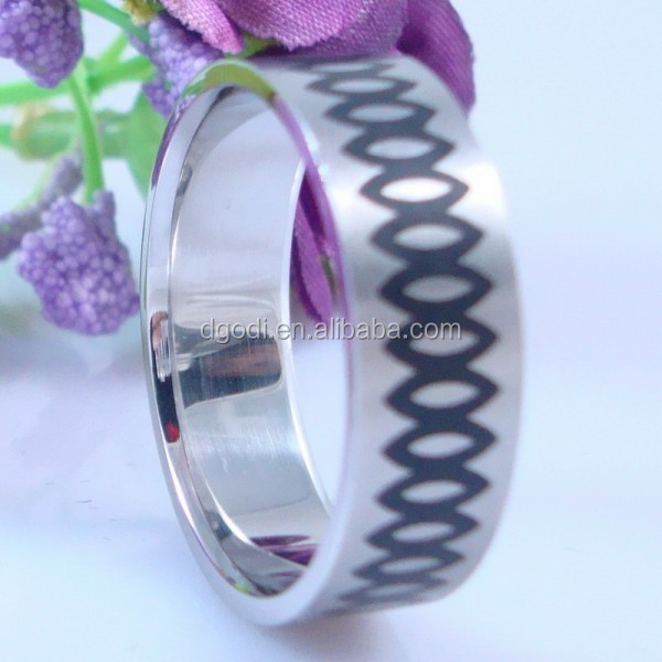 China custom made cnc jewelry machine wedding ring manufacturer