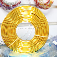 Different Colored Coated Aluminium Wire Magnetic