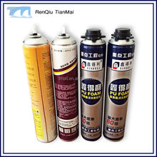 polyurethane concrete sealant adhesive / joint mixture, Professional PU Foam Sealant Manufacturer