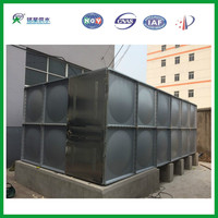 Project Water Storage Tank