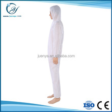Factory price microporous working safety disposable coverall