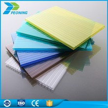 cheapest price of polycarbonate transparent roofing sheet polycarbonate solar panel