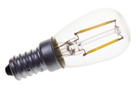 0.5w 1w led filament bulbs E12/E14 decorative bulbs 110v 230v c7 c9 T26