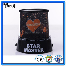 Led night light projector lamps universe star master
