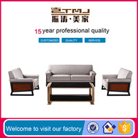 L1013 New designs wooden sofa set price phillippines