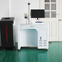professional supplier 20W fiber laser marking machine with CE certification