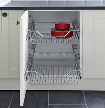 wire basket pull out drawers
