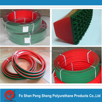 PU Polyurethane Machine belt /PU Polyurethane V belt /Super Grip V-belt