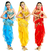 More Coins Affordable Belly Dance Costume