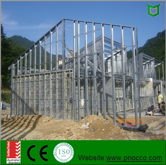 Australia Customized Prefab Steel Building With Cheap Price
