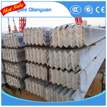 Cheap Price unequal Mild steel angle/equal angle steel/Iron beams prices