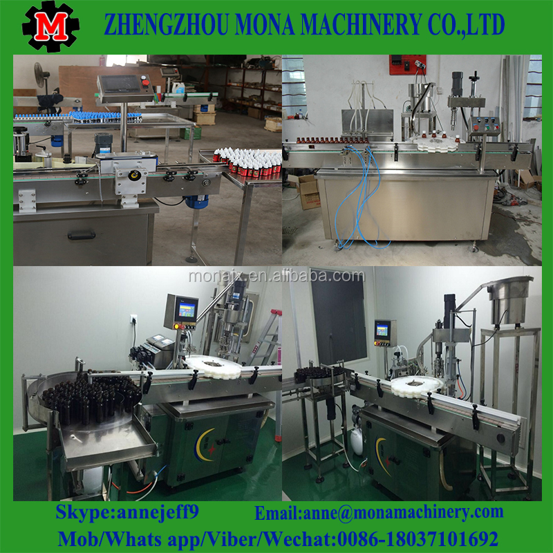 Automatic oral liquid filling machine pharmacy packing machine liquid sachet filling machine