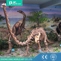 Amusement Park Indoor Simulation Dinosaur Fossils