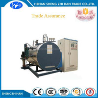 Trade Assurance low Pressure induct electric boiler ignitor heat steam generator for sale
