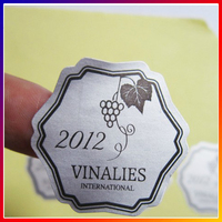 Custom Printing Self Adhesive Product Label, Private Products Sticker Label, Custom Printed Sample Waterproof Product Label
