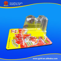 wholesale toy from china clamshell blister for dinosaur egg toy packaging