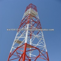 TL Engineering Self Supporting Telecommunication Tower