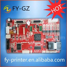 For Galaxy Dx5 mainboard/Eco solvent printer dx5 print head Galaxy main board