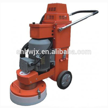 epoxy coating removing polishing grinding machine/concrete epoxy floor grinder