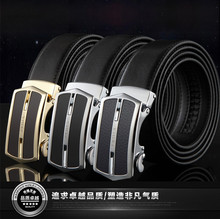 China manufacture high pu quality fashion man genuine leather belt