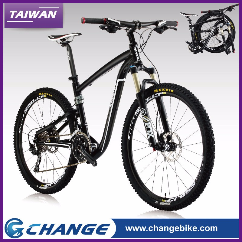 CHANGE fox air fork 30 speeds Deore groupset 26mtb mountain bike
