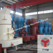 Professional Gpysum micro powder Mill System factory