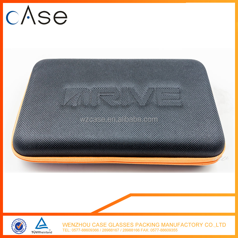EVA Tool case with zipper for tire gage