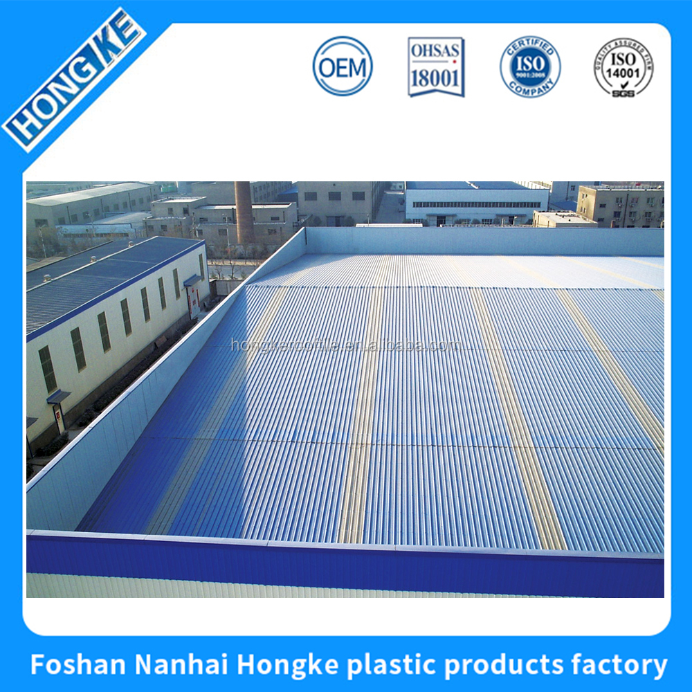 High density anti termite pvc plastic roof tile with best price