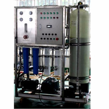 10TPD 10000L/D Filter Sea Water Desalinator 220V 380V Reverse Osmosis Water Treatment