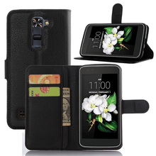 Wallet stand holder shockproof phone case for LG K7 M1