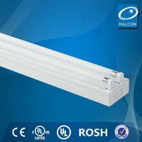 2016 hot ul ce t5 t8 fluorescent lighting fixture surface mounted t5 fluorescent light fixture led tube fixture in China