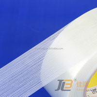 clean remove one way strapping tape JLT-698, mono-drectional fiberglass tape, FREE REMOVAL