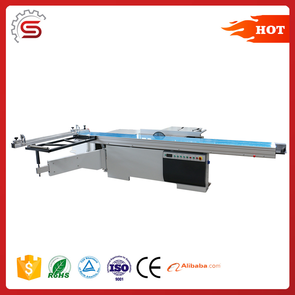 MJK61-32TD sliding table sawmill machine table saw for woodworking