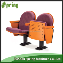 AW-34 Lecture Theatre Chairs Auditorium Seating Church Chair