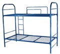 easy assembly durable strong steel tube metal bunk bed DJ-HL02