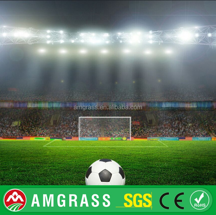 Henan chinese artificial grass/indoor football artificial grass/soccer field turf artificial turf for sale