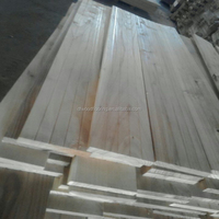 No Painting Chinese Teak Hardwood & Parquet Solid Wood Flooring for Outdoor