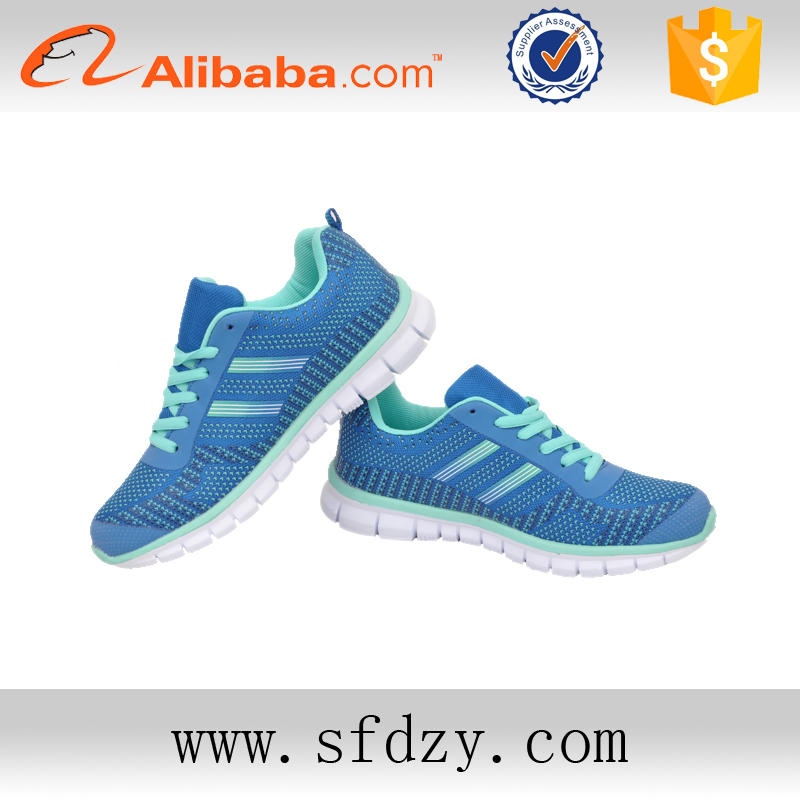 China hebei factory wholesale low price sports shoes women