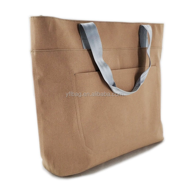 Waterproof Canvas Tote Bags Wholesale for women