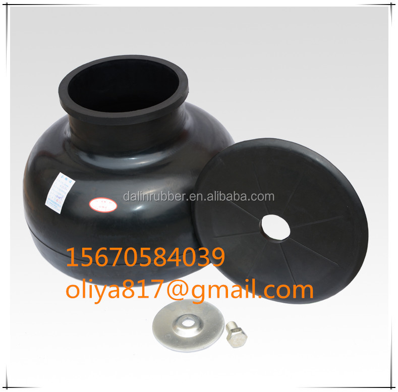 PD55 Bladder & Stabilizer Rubber