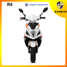 2018 year China and Chinese manufacturer ZNEN MOTOR-- R8 Patent Scooter 125CC motor with eec certification nice design hot sell