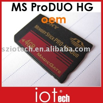 OEM 2gb 4gb 8gb 16gb Quality MS Pro DUO HG