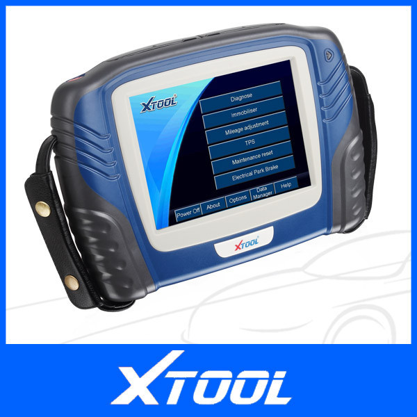 XTOOL Super OBDII/EOBDII/CAN BUS Auto Car Diagnostic Scan Tool for Technicians DIY Driver Reset Service Light
