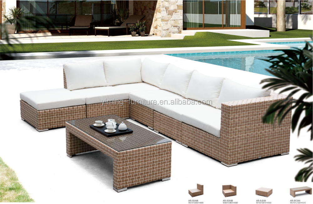 2015 new nevada european style outdoor wicker furniture for Outdoor furniture europe