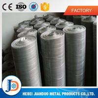 Galvanized Square Wire Mesh Insect Mesh From Anping Factory