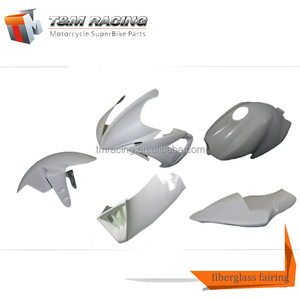 plastic injection motorcycle front fairing fiberglass body kits for motorcycle for yamaha r1 04-06