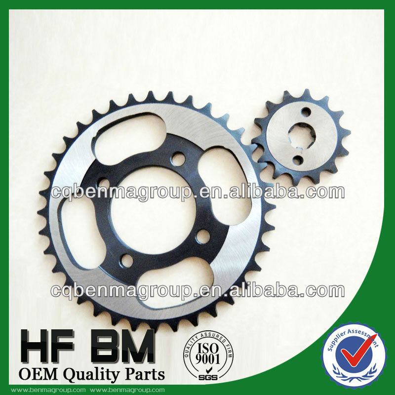 Top Quality DREAM Sprockets, 1045 Steel 36T 14T Sprockets, Professional Sprockets Factory Sell!!